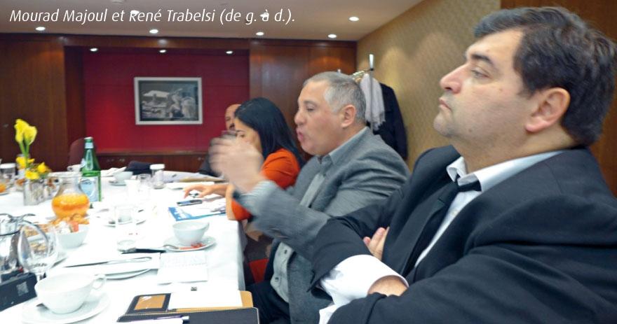 أنباء عن احتمال إٍسم يهودي في تشكيلة الحكومة التونسية