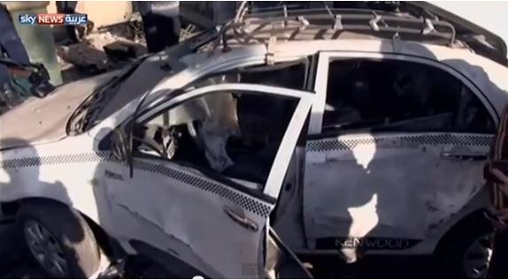 تفجير قرب مديرية أمن القاهرة