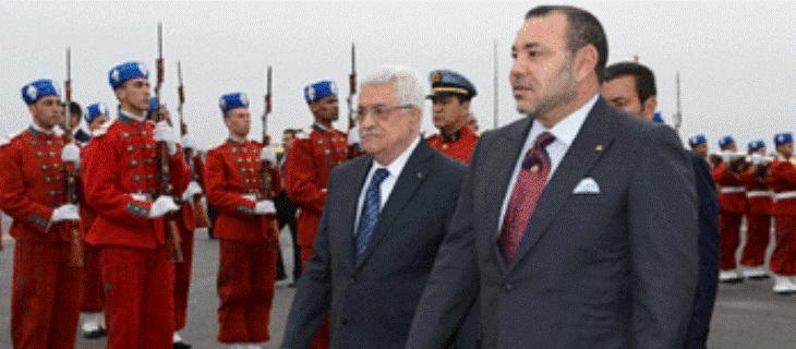 الرئيس الفلسطيني يحل بمراكش للمشاركة في اجتماع لجنة القدس