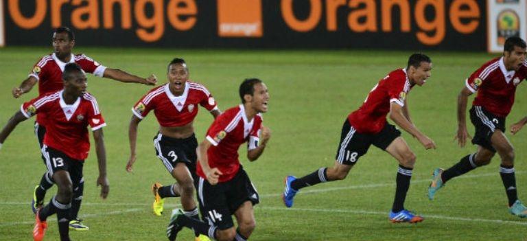 المنتخب المحلي الليبي يتأهل لنهائي كأس افريقيا للاعبين المحليين