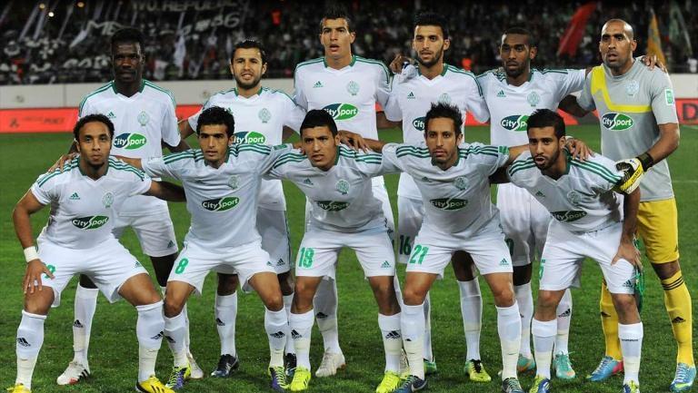 الرجاءأفضل فريق إفريقي لـ 2013