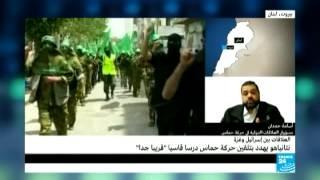 نتنياهو يتوعد حماس بتدخل عسكري