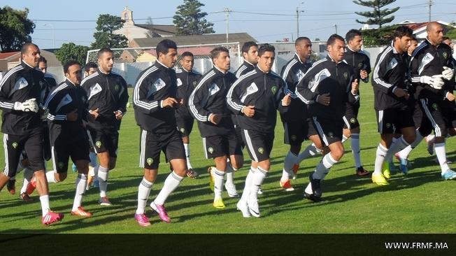 تحفيزات مالية للاعبي المنتخب المغربي للعبور لنصف نهائي الشان