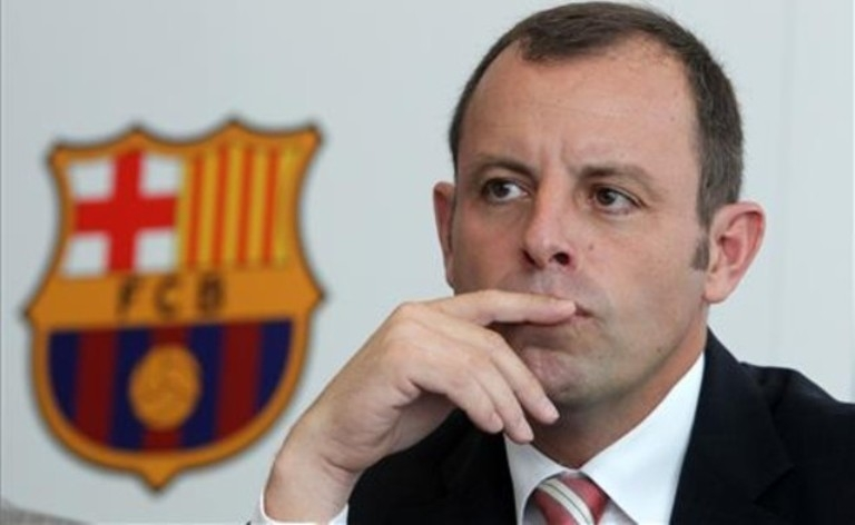 رئيس نادي برشلونة يقدم استقالته بسبب صفقة نيمار