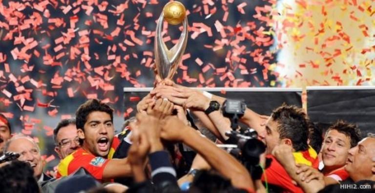 الترجي التونسي يحتفل بعيد ميلاد 95 ويطلق قناة رياضية