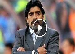 تصريح مارادونا عن الكرة الذهبية