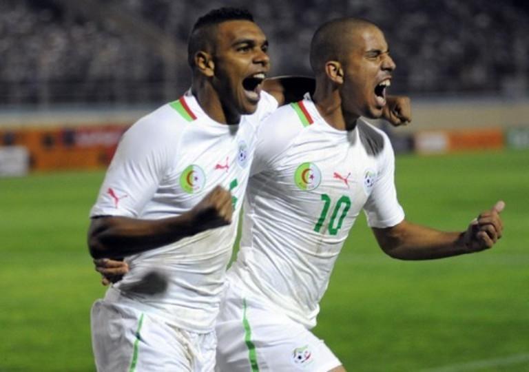 المنتخب الجزائري يلاقي المنتخب السلوفيني في ماي القادم