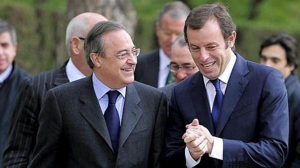 نائب رئيس البارصا: رئيس الريال وراء تفجير فضيحة صفقة نيمار