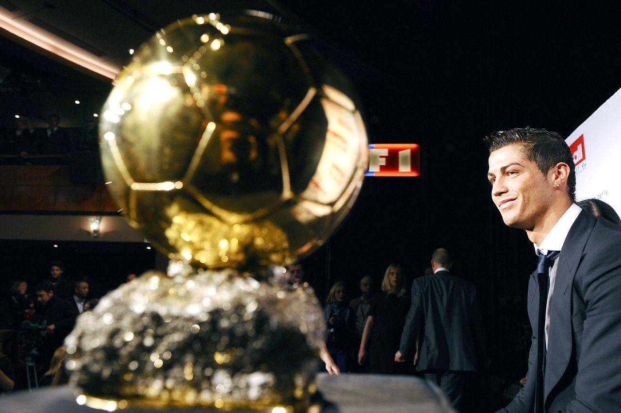 الكرة الذهبية 2013 من نصيب كريستيانو رونالدو
