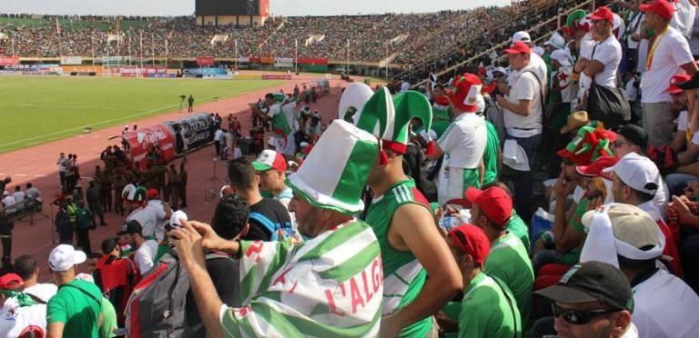 وزارة الرياضة تضع اجراءات لنقل 2500 مشجع جزائري الى المونديال