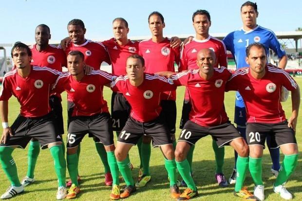 المنتخب الليبي يتعادل أمام غانا ويتزعم المجموعة الثالثة