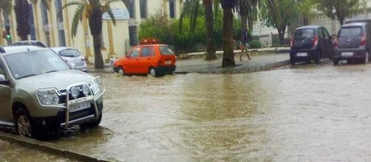 الأرصاد الجوية: أمطار عاصفية في المغرب