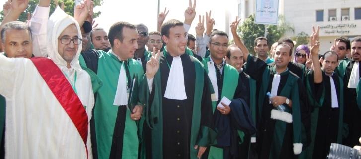 الرميد:الحكومة   صادقت  على مرسوم تحديد التعويضات للقضاة