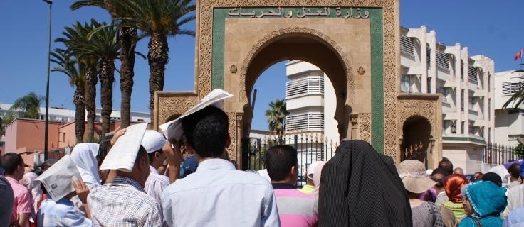 وزير مغربي يرتكب مجزرة في حق طيور