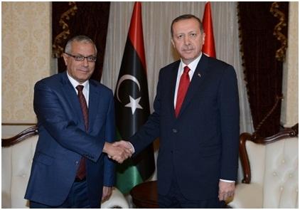 رئيس الحكومة الليبية يؤكد عودة 31 شركة تركية للعمل في ليبيا