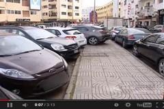 تدبير مواقف السيارات بالبيضاء