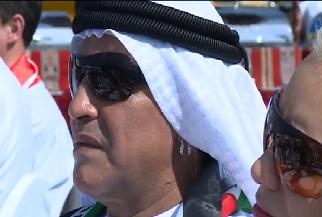 كيف يعيش مارادونا في دبي