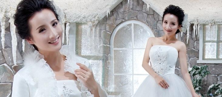 كل ما تحتاج إليه عروس الشتاء