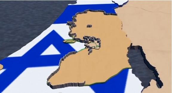 الجدار الإسرائيلي العازل في الضفة الغربية