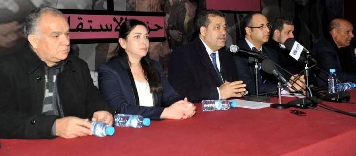 رئيس الحكومة يعلن تضامن الحكومة مع وزير الصحة