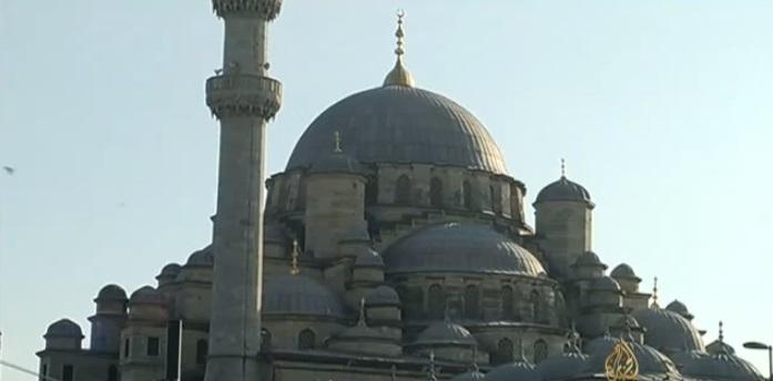 مسجد في اسطنبول على شاكلة غار حراء
