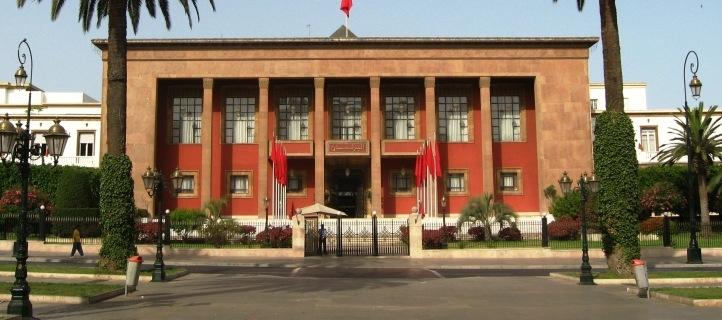 معركة بين أعضاء مجلس المستشارين  المغربي حول