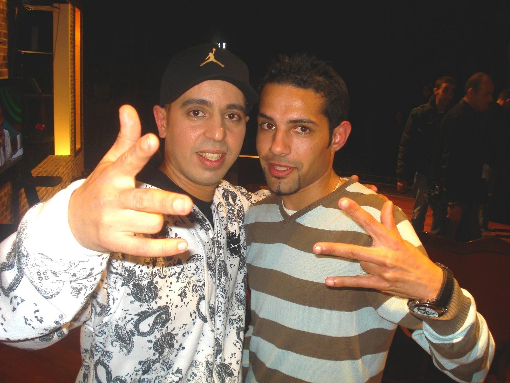 مغني راب جزائري يتعرض لمضيقات بسبب أغنية هاجم فيها رئيس الوزراء