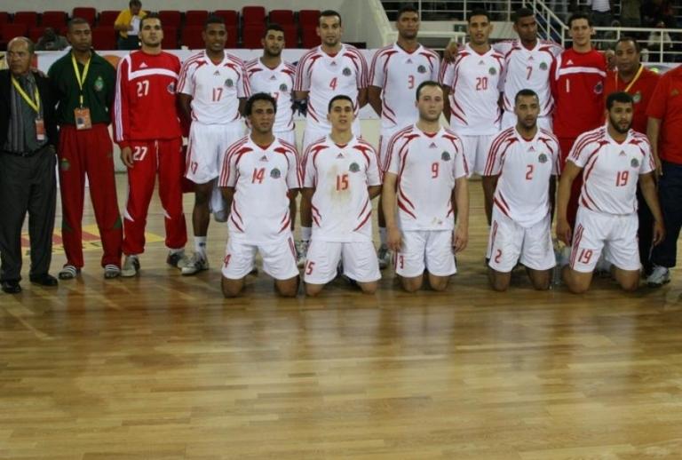المنتخب المغربي لكرة اليد يتفوق على الكونغو