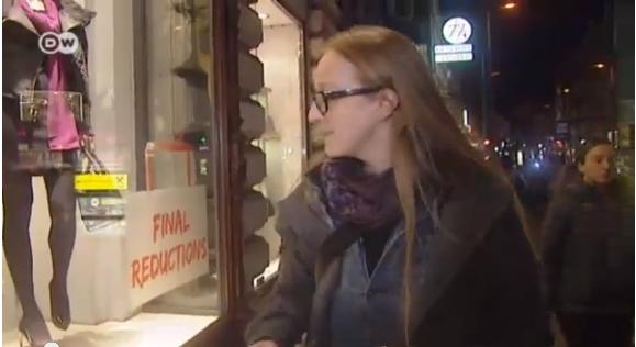 شابة نمساوية ومرض هوس الشراء