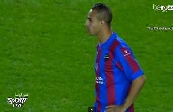 ملخص مباراة برشلونة وليفانتي