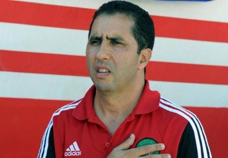 بنعبيشة يطالب لاعبي المنتخب بالفوز على بوركينافاسو