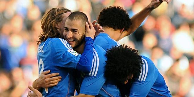 ريال مدريد يكتسح بيتس بخماسية نظيفة