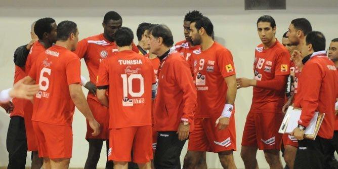 المنتخب التونسي يحقق ثاني فوز في بطولة افريقيا لكرة اليد