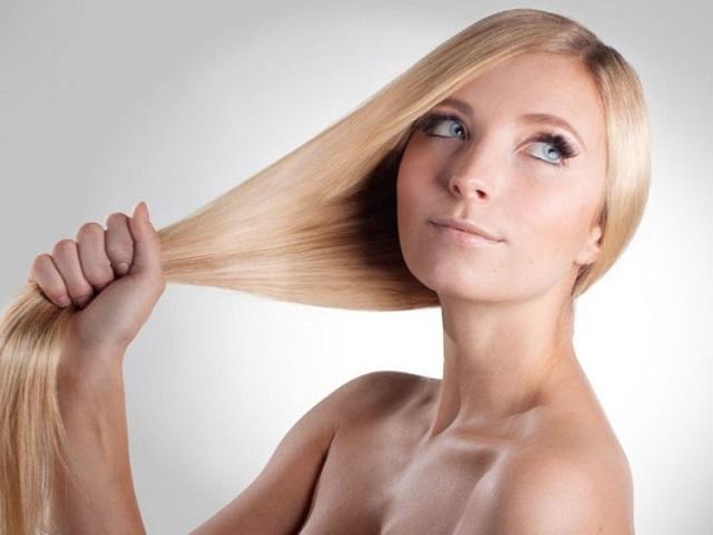 اجعلي شعركِ ينمو أسرع