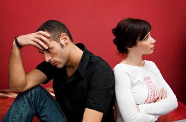 5 علامات على انتهاء الزواج