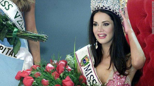 مقتل ملكة جمال فنزويلا بعملية سطو مسلح