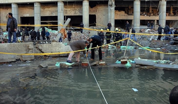جماعة تتبنى نهج القاعدة تعلن مسؤوليتها عن تفجير القاهرة