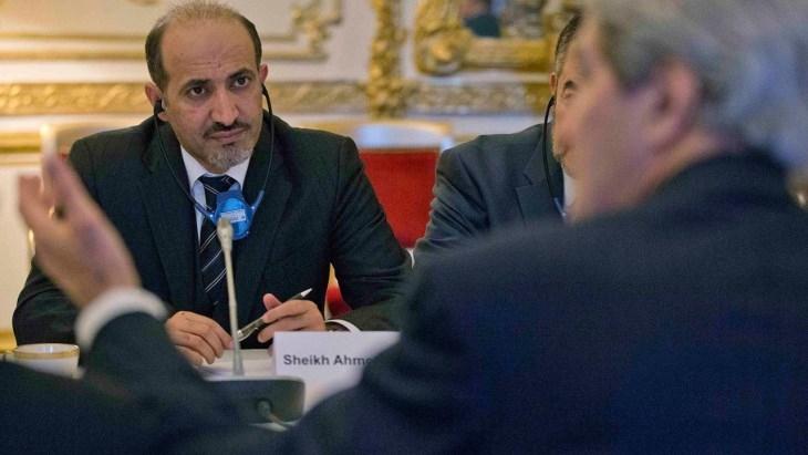 أول اجتماع لأطراف الأزمة السورية في جنيف 2