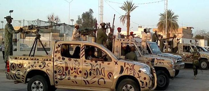 ليبيا تعلن حالة طوارئ بالجنوب