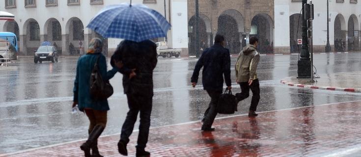 الأرصاد الجوية المغربية : قطرات مطرية وأجواء هادئة
