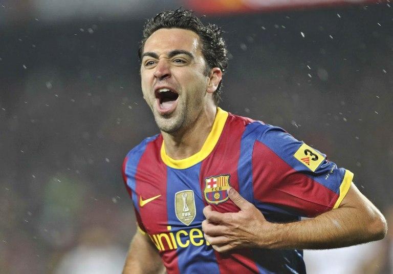 تشافي : مباراة أتلتيكو لن تحسم لقب الدوري الإسباني