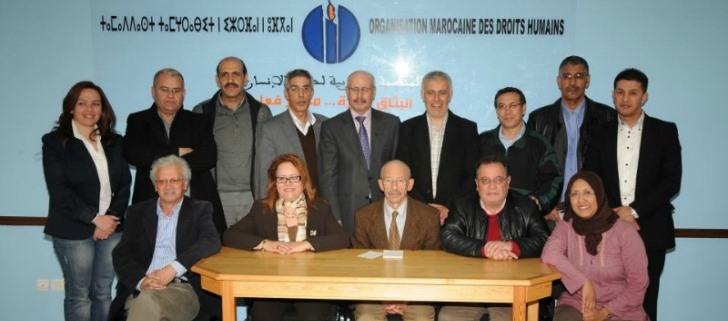 منظمة حقوقية مغربية: لاتبرير لأي عنف  سواء ضد المتظاهرين أو الشخصيات العمومية