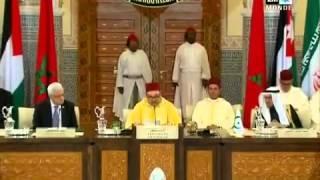 الخطاب الملكي في اجتماع لجنة القدس