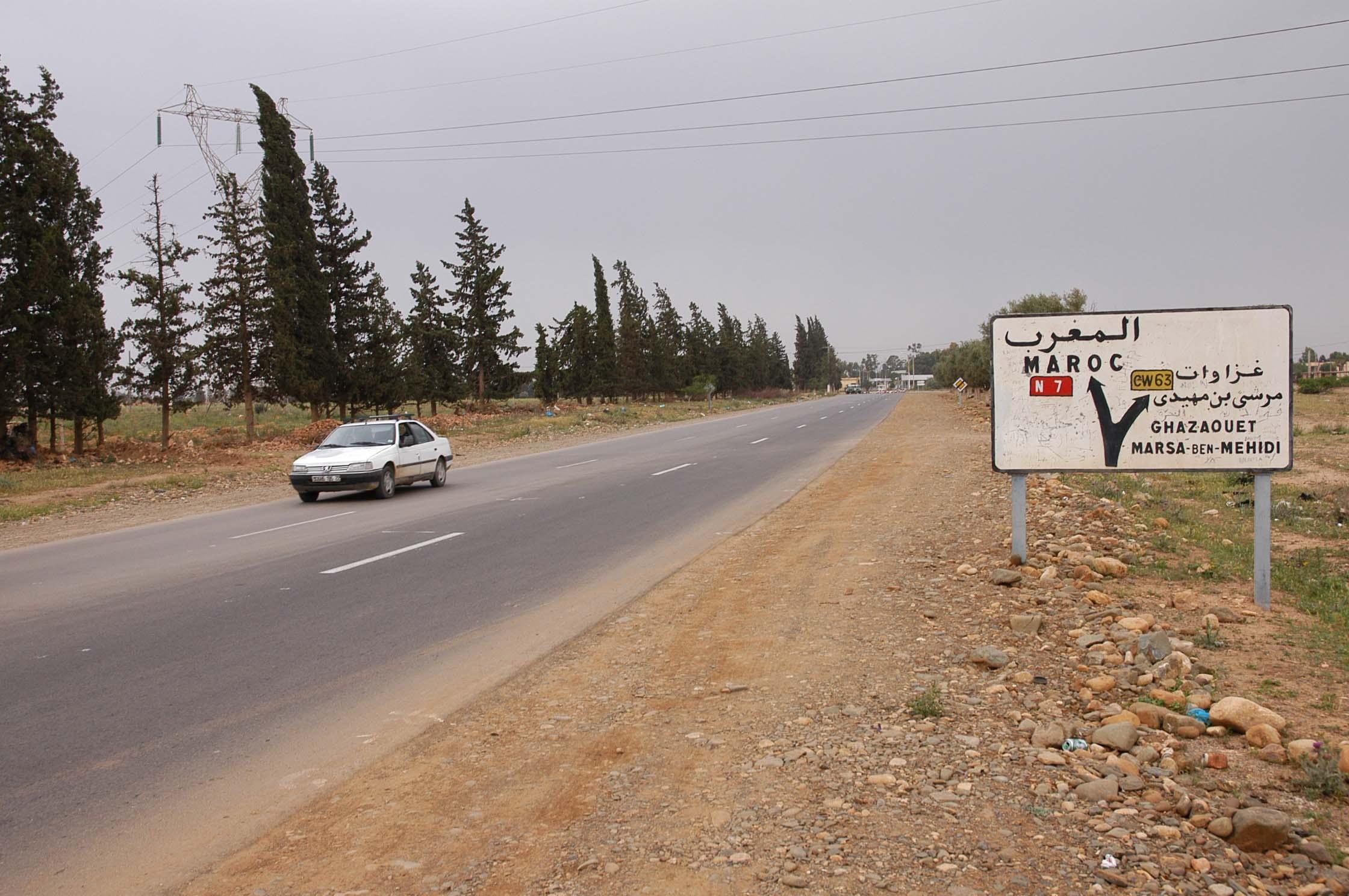 إيقاف جزائريين يهربون الوقود من تلمسان نحو المغرب