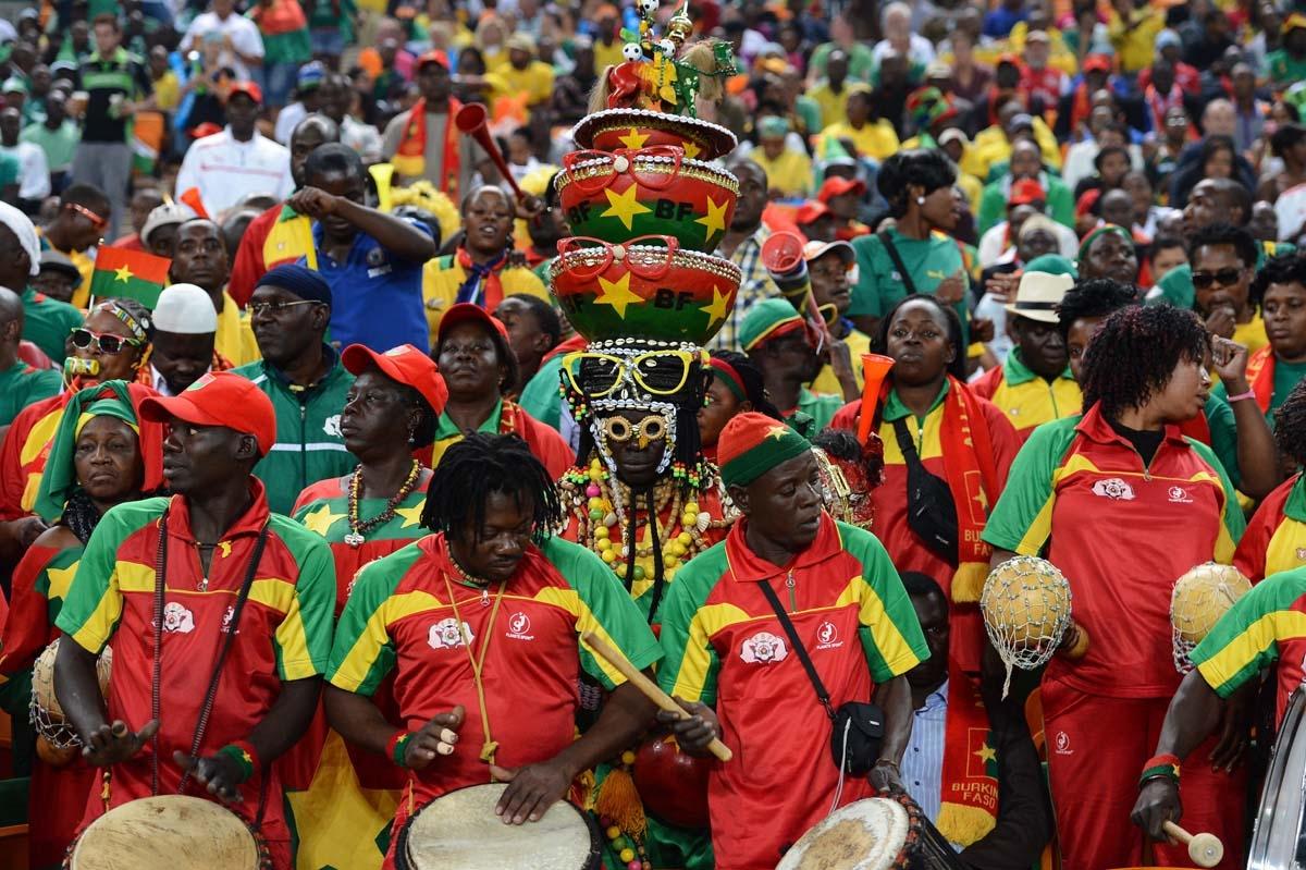 لاعبوا بوريكنا فاسو يعدون بالفوز على المغرب