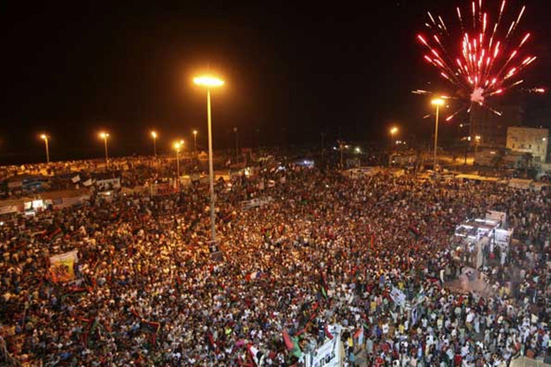 640 جريحا في ليبيا بسبب ألعاب نارية بمناسبة عيد المولد النبوي