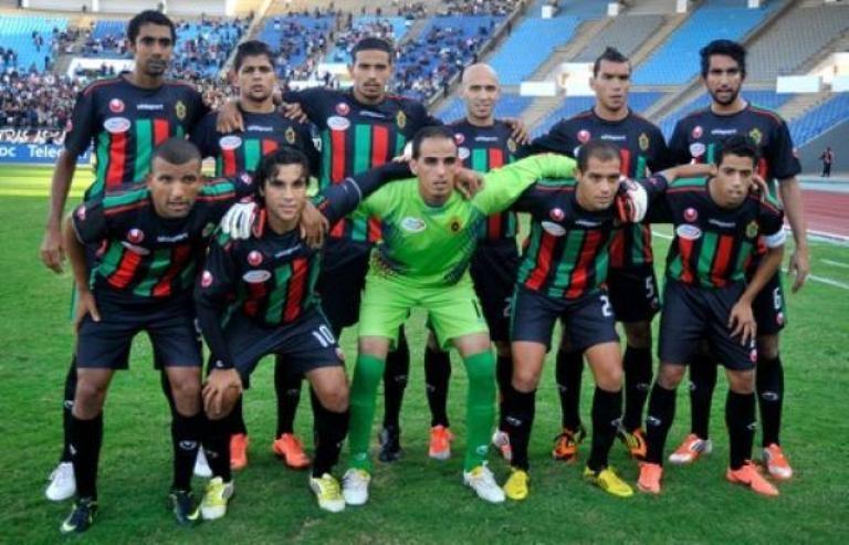 نادي الجيش الملكي المغربي يريد اللعب في مركب طنجة أو مراكش