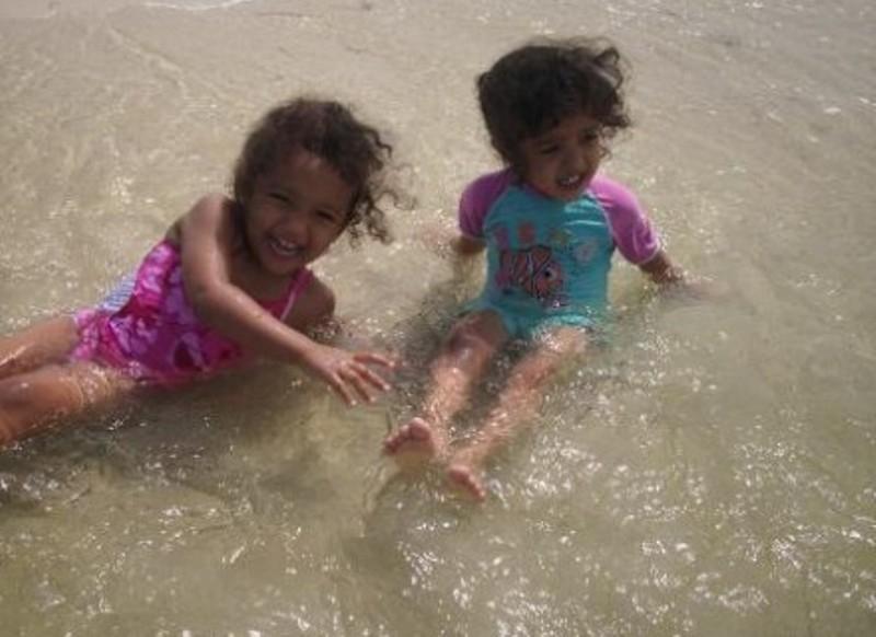 فوائد السباحة للأطفال..