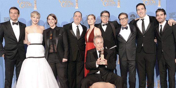 غولدن غلوب 2014 يتوج فلمي