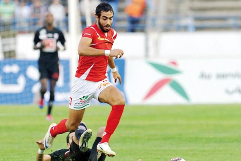 المغربي بدر كشاني ينتقل للعروبة الإماراتي لـ6 أشهر